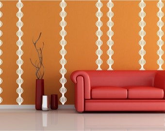 Wall Decals Spheres Mural - Wall Pattern Vinyl Wall Stickers Art Custom Home Decor