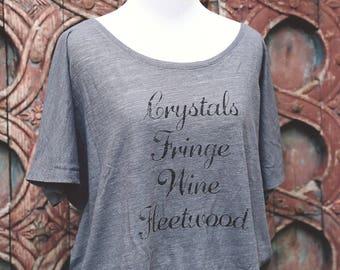 Le tee-shirt ample Fleetwood