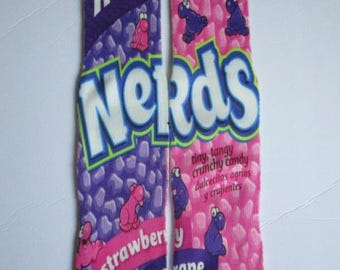 nerds socks buy any 3 pairs get the 4th pair free