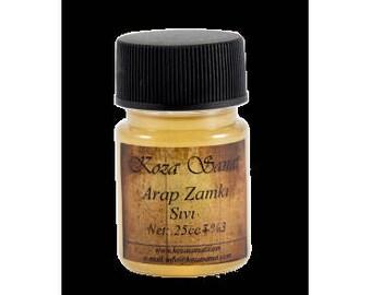 Gum arabic (25 cc) (Koza)