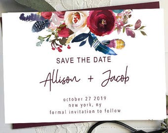 The Alexa Save the Date