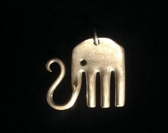 Elephant Fork pendant