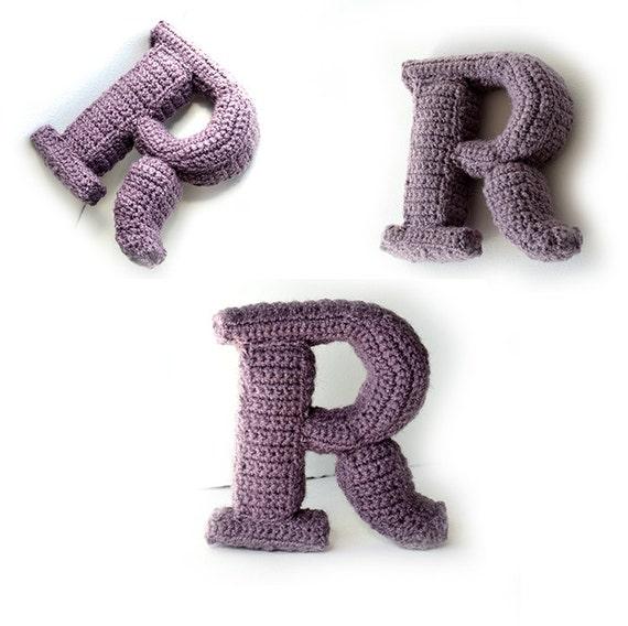 Letter r crochet pattern 3d alphabet crochet pattern 3d words letter r crochet pattern 3d alphabet crochet pattern 3d words pattern 3d letters pattern words home deco decorative letters crochet from thecheapjerseys Image collections