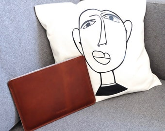 Leather iPad mini case, iPad mini sleeve leather, iPad mini sleeve, iPad mini 2 case, iPad mini 4 case leather, ipad mini 3 case, ipad mini