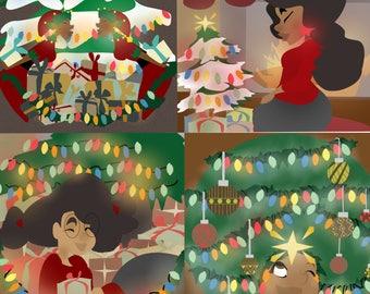 Christmas Card Set 2015