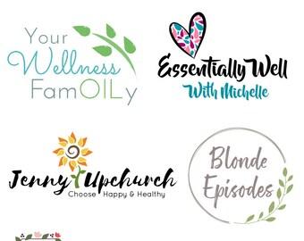 Custom Logo Design -  Vector Logo - Business Logo - Branding - Professional Quality - Print and Web Use