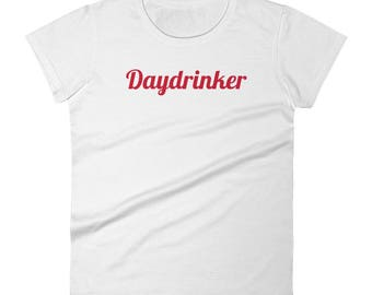 Daydrinker - Women's short sleeve t-shirt -Red