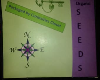 Garden of Directions Seed Packet
