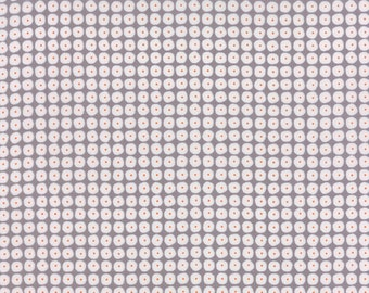 Flow Pearls fabric in Fog Gray for Moda Fabric by Zen Chic and Brigitte Heitland #1595-14