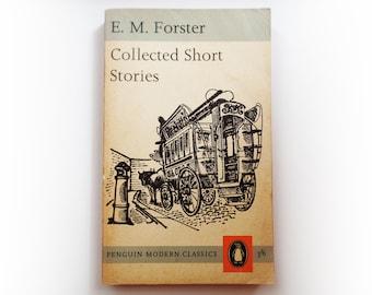 EM Forster - Collected Short Stories - Penguin vintage paperback book - 1963