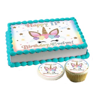 Striking image pertaining to edible printable paper for cakes