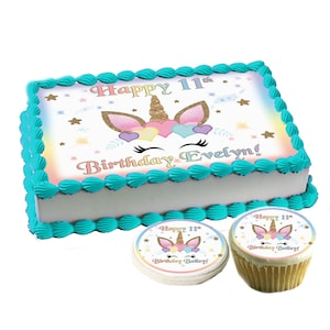 Effortless image regarding edible printable paper for cakes