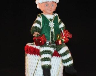 Elf, Santa's Helper