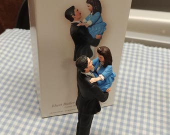 Rhett Butler and Bonnie Blue Gone With The Wind Hallmark Ornament