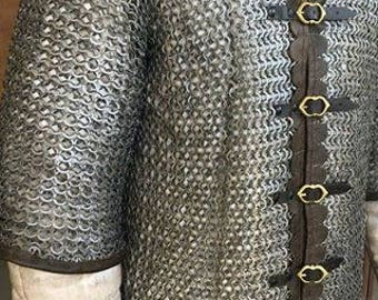 Champion's Chainmail (Riveted SCA)