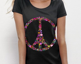 T-shirt Dragon PARIS