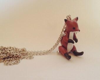 Fox Necklace