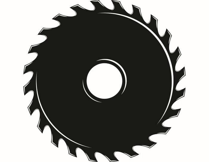 Saw Blade 1 Hardware Cutting Cut Shape Wood Tool Handyman