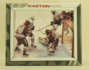 8 x 10 Hockey Stick Frame - FREE SHIPPING in US  (#5870)