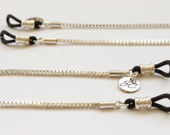 Sunglass Chain, Cord, Holder   Jewelry   Eyewear Glasses Accessories   Gift   Handmade by SUNNY CORDS