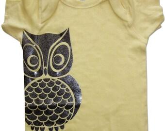Owl Infant t-shirt