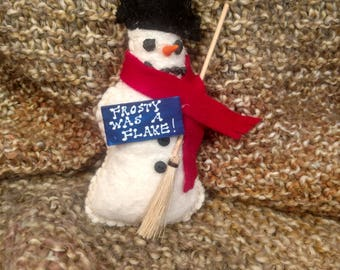 Frosty was a Flake ornament