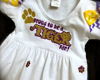 Tigers Fan-Dress