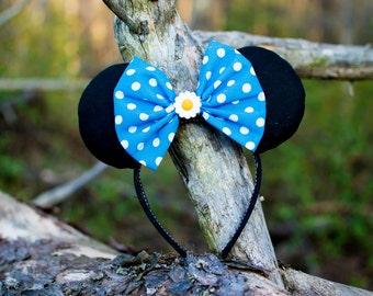 Retro Minnie Inspired Ears