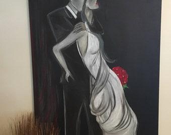 Crimson vows