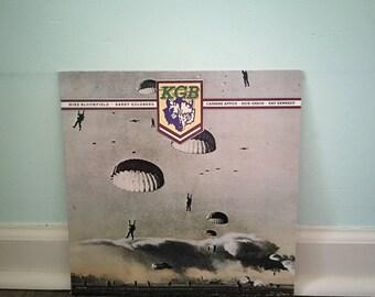 """KGB """"KGB"""" vinyl record"""