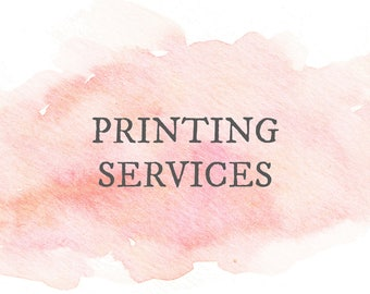 Happy Print Market - Printing Services - Print delivered to your home