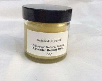 Lavender Healing Balm