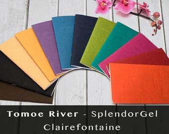 Tomoe River CREAM 52gsm- Premium Cover Paper  Midori Insert  Scrapbooking notebook Bullet Journal  A5 Regular B6 Slim A6