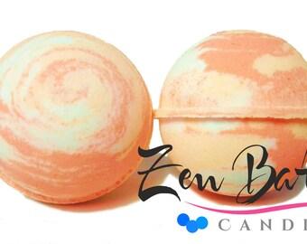 Orange Creamsicle Bath Bomb | Bath Bombs | Dreamsicle | Summer Bath Bombs | Vegan | Handmade