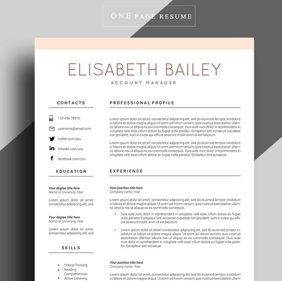 Aesthetician Resume Occupational Examples Samples Free: Resume Template Cv Template Professional Resume Template
