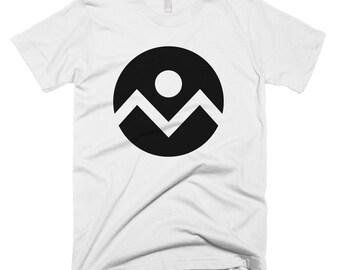 Denver Circle Flag T-shirt