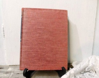 1946 The Story of JESUS In the World's Literature by Edward Wagenknecht- Illustrated by Fritz Kredel- Old Hardcover Book