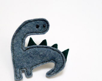 broche dinosaure