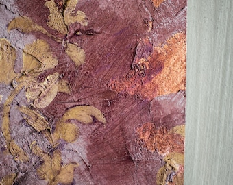 Hand-crafted decorative panel