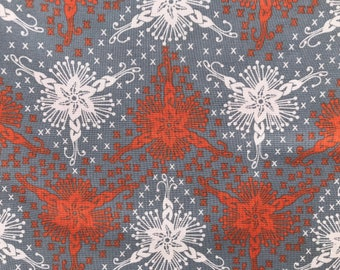 Anna Maria Horner, Loulouthi AH42 in Silver- 1 yard cut