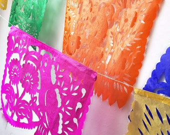 Mexican Papel Picado Any Occasion