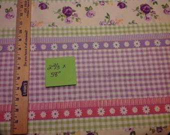 2&2/3 yds Spring home dec fabric Kaufman