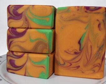 Mango Madness Scented Cold Process Soap