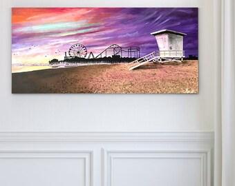 Custom Oil Painting - Landmark Series