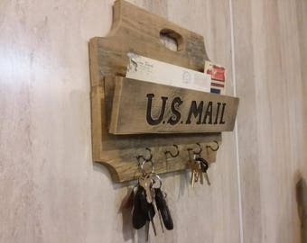 wooden mail box, mail box, got mail?, rustic mailbox, coupon box, mail slot, mail storage, mail container, mail organizer, mail holder