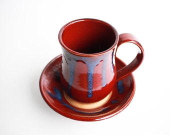 Mug + Saucer Set