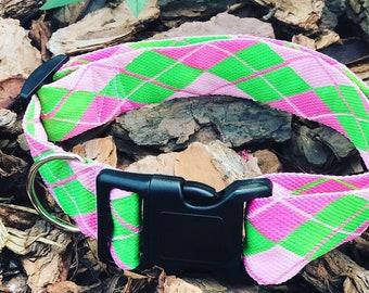 Handmade dog pet collars