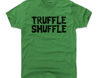 Goonies Men's Shirt | 80s Movie Men's Cotton T-Shirt I  Truffle Shuffle