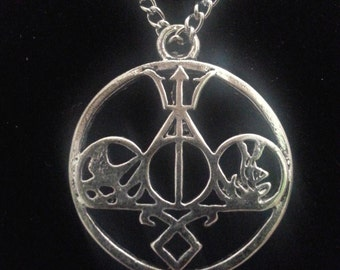 Necklace necklace harry potter hunger games percy shadowhunter jack divergent