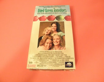 Fried Green Tomatoes VHS Video Tape NEW Factory Sealed